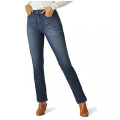 Lee Women's Relaxed Fit Straight Leg Ankle Jean