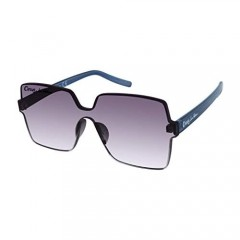 Circus by Sam Edeleman Women's CC467 Rectangular Sunglasses with 100% UV Protection 62 mm
