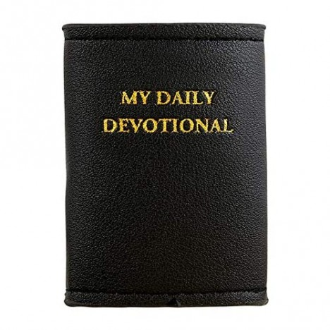 Daily Devotional Wallet Mini Book of Treasured Catholic Prayers Holy Card and Sacred Medal 2 X 3 Inches